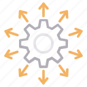 configure, management, preference, setting icon