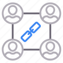 connection, link, network, project