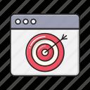 browser, goal, success, target, webpage