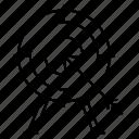 aim, board, focus, goal, target icon