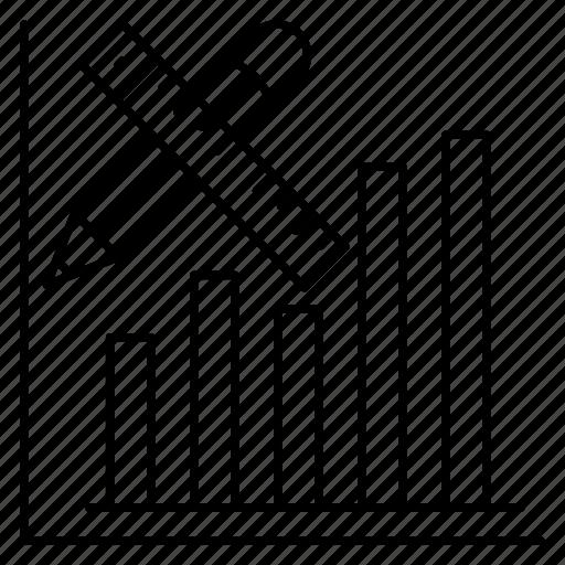 Chart, diagram, finance, graph, statistics icon - Download on Iconfinder