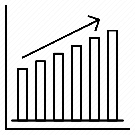 Finance, graph, growth, increase, statistics icon - Download on Iconfinder