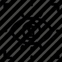 password, visibility icon