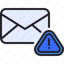 email, urgent, warning, important, mail