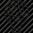 business, commerce, finance, idea, money, working icon