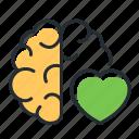 emotional intelligence, emotions, psychology, understanding icon