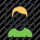 insomnia, pillow, sleep disorder, sleeping icon