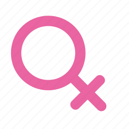 female, gender, girl, ladies, sex, woman icon