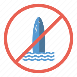 no, not allowed, prohibited, sport, surfing, warning, water icon