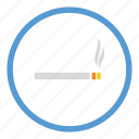 cigarette, relax, smoke, smoking, tobacco, zone icon