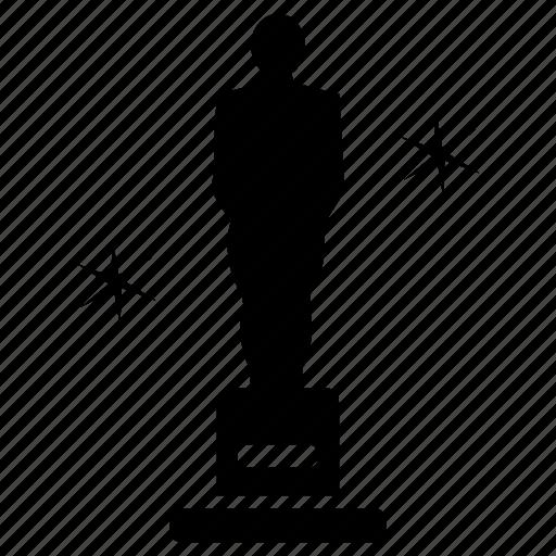achievement, award, ceremony, felicitation, oscar, prize, trophy icon