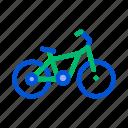bicycle, public, transport