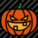 food, halloween, horror, pumpkin, vegetable