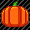 fruit, halloween, pumpkin, thanksgiving, vegetable icon
