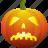 bad, halloween, pumpkin, sad, ugly icon