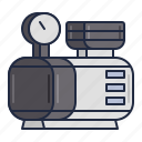 air, pump, racing, tire icon