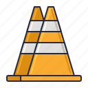 cone, racing, sign, traffic
