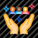 discrimination, handshake, idyllic, interracial, linear, pigeon, scale