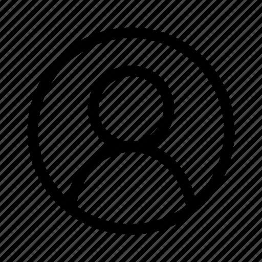 avatar, human, man, social, user icon