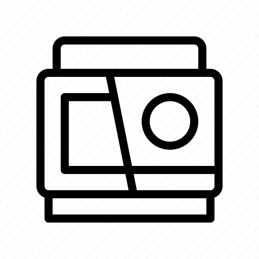 fm, news, radio, retro, transistor icon