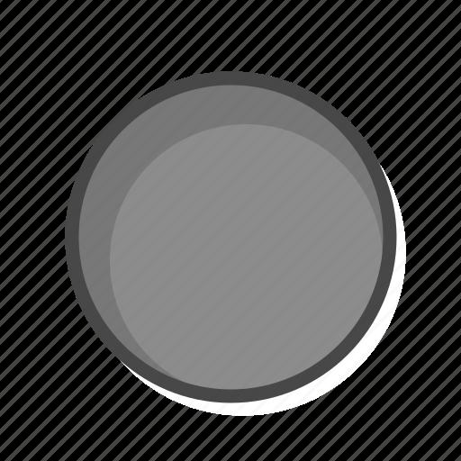 disabled, inactive, off, radio, radio button icon
