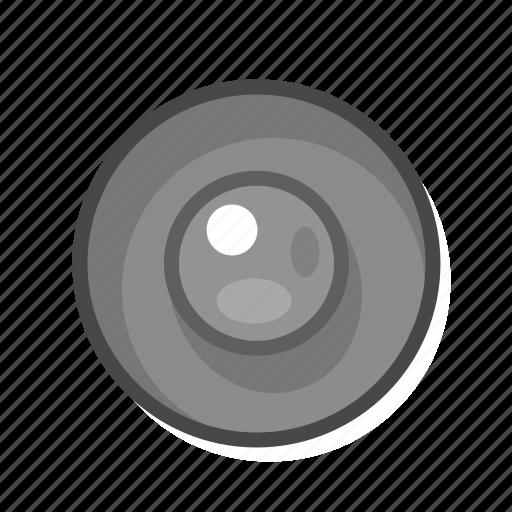 gray, radio, radiobutton icon