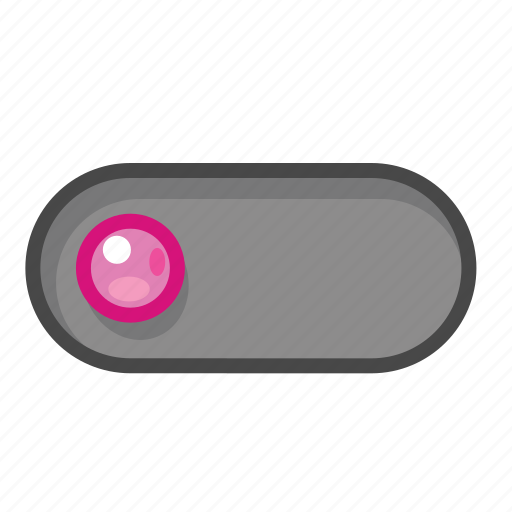left, pink, switch icon