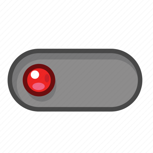 left, red, switch icon