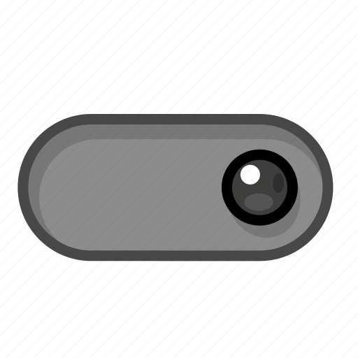 dark, right, switch icon