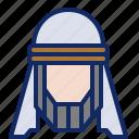 arab, avatar, character, gulf, islam, man, muslim icon