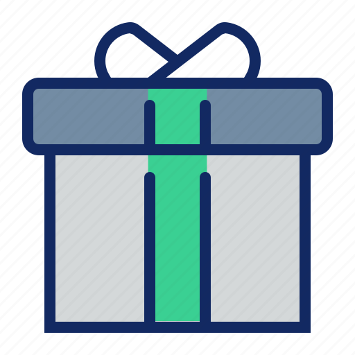 birthday, celebration, christmas, festival, gift, present, ramadan icon