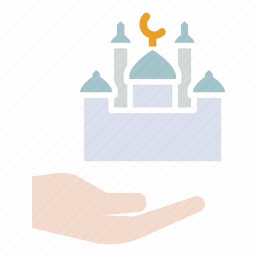 Mosque, prayer, salat, tomb icon - Download on Iconfinder