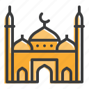 islam, mosque, muslim, prayer icon