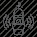 adhan, azaan, call, islam, mosque, religion icon