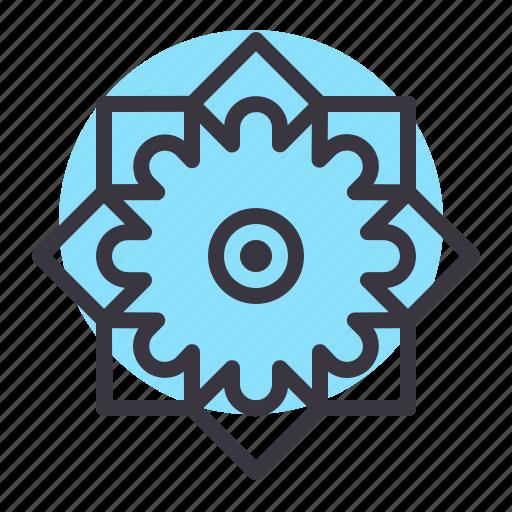 Celebrate, festival, ramadan, rangoli icon - Download on Iconfinder