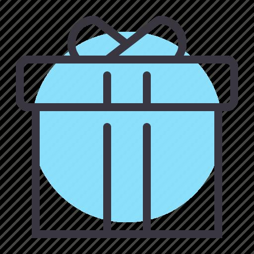 Birthday, celebration, gift, present icon - Download on Iconfinder