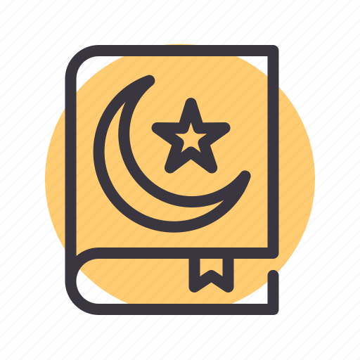 Book, prayer, quran, religion icon - Download on Iconfinder