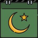 agenda, calendar, holiday, month, organizer, ramadan, schedule
