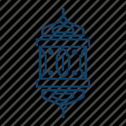 islam, lamp, muslim, ramadan icon