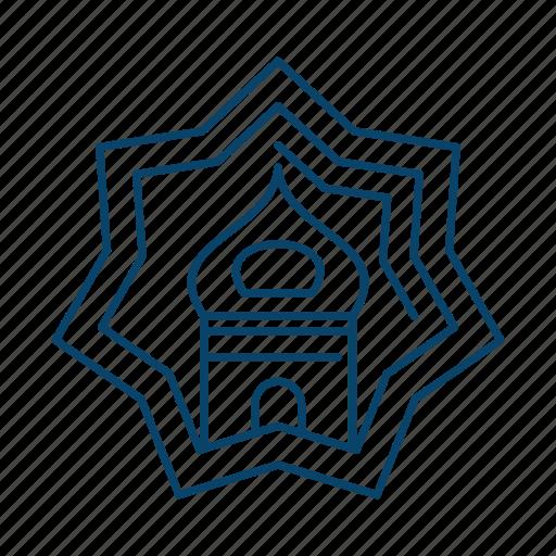 Islam, mosque, muslim, ramadan icon - Download on Iconfinder