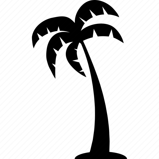 crescent, festival, islam, palm, palm tree, ramadan, tree icon