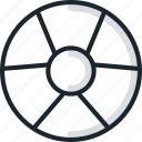atom, biohazard, danger, death, nuclear, poison, radiation icon