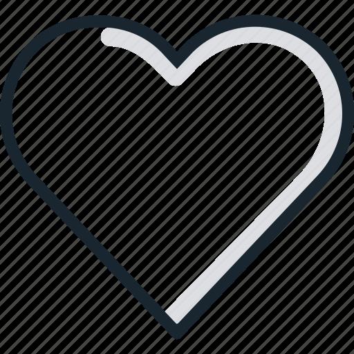 admiration, favorite, heart, like, love icon
