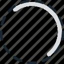 empty, form, input, radio icon