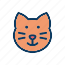 cat, kitty, neko, random icon