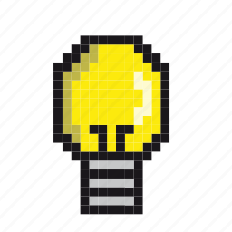 create, creative, idea, innovate, innovation, light, light-bulb icon
