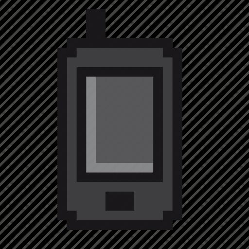 call, phone, phone call, pixels, retro, smartphone, telephone icon