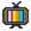 film, media, monitor, retro, screen, television, tv icon