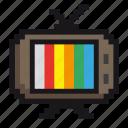 television, monitor, tv, media, screen, retro, film