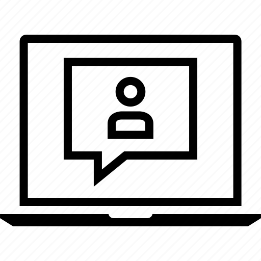 online, user, web icon